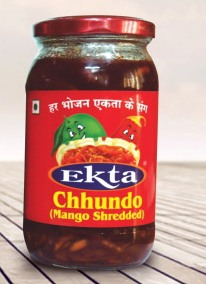 Mango Chhundo Pickle